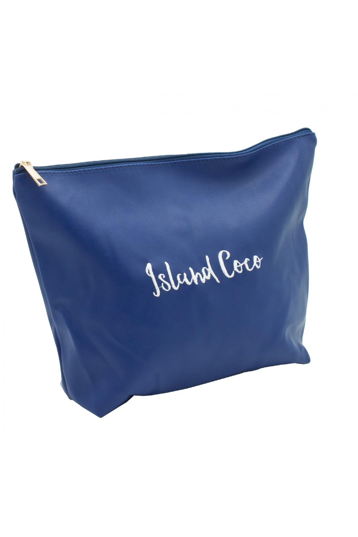 borsello - blu - donna - accessori - islandcoco