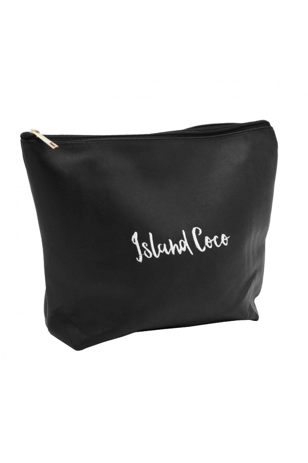 borsello - nero - donna - accessori - islandcoco