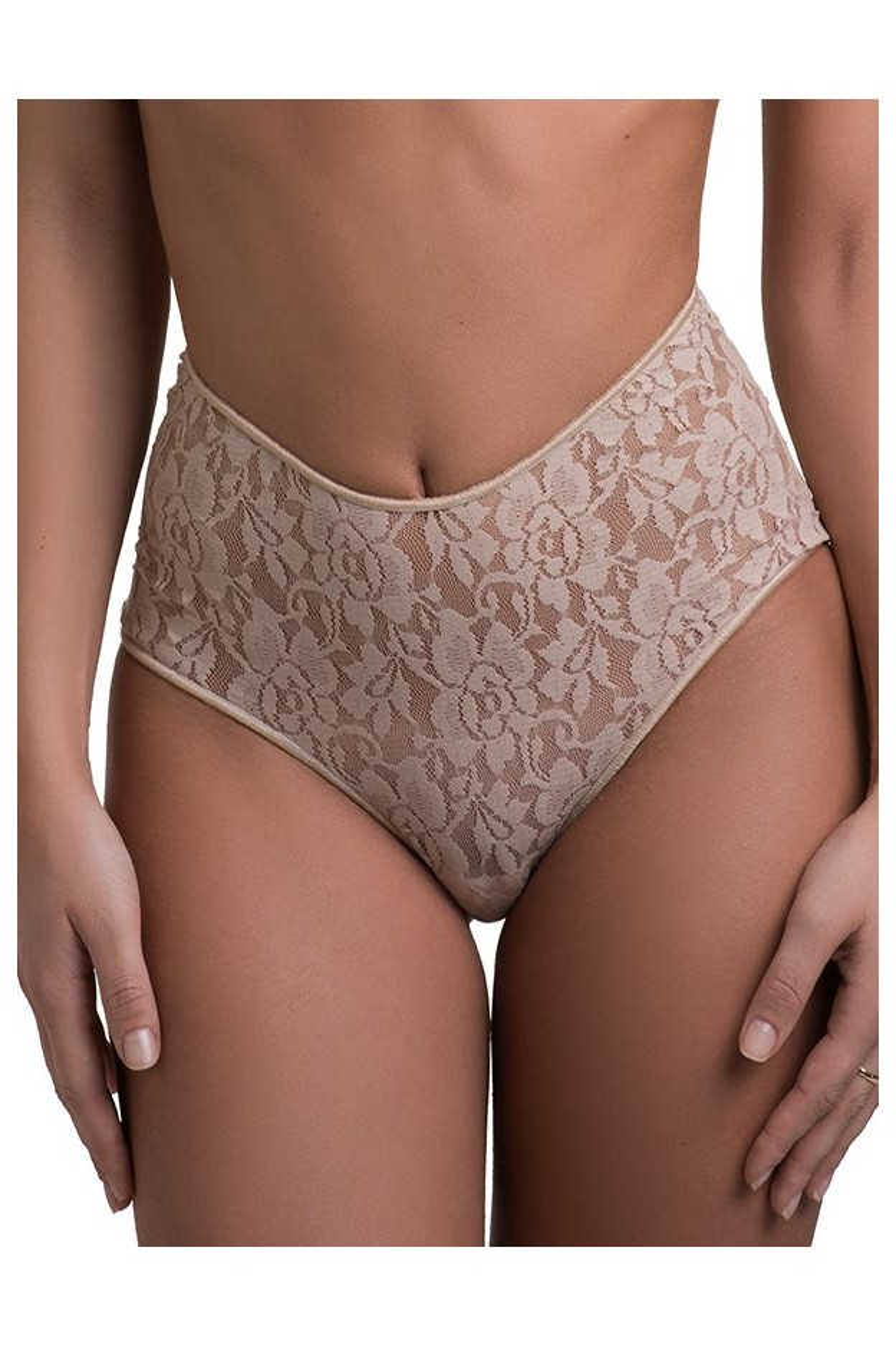 solange nude - slip intimo - donna - lingerie