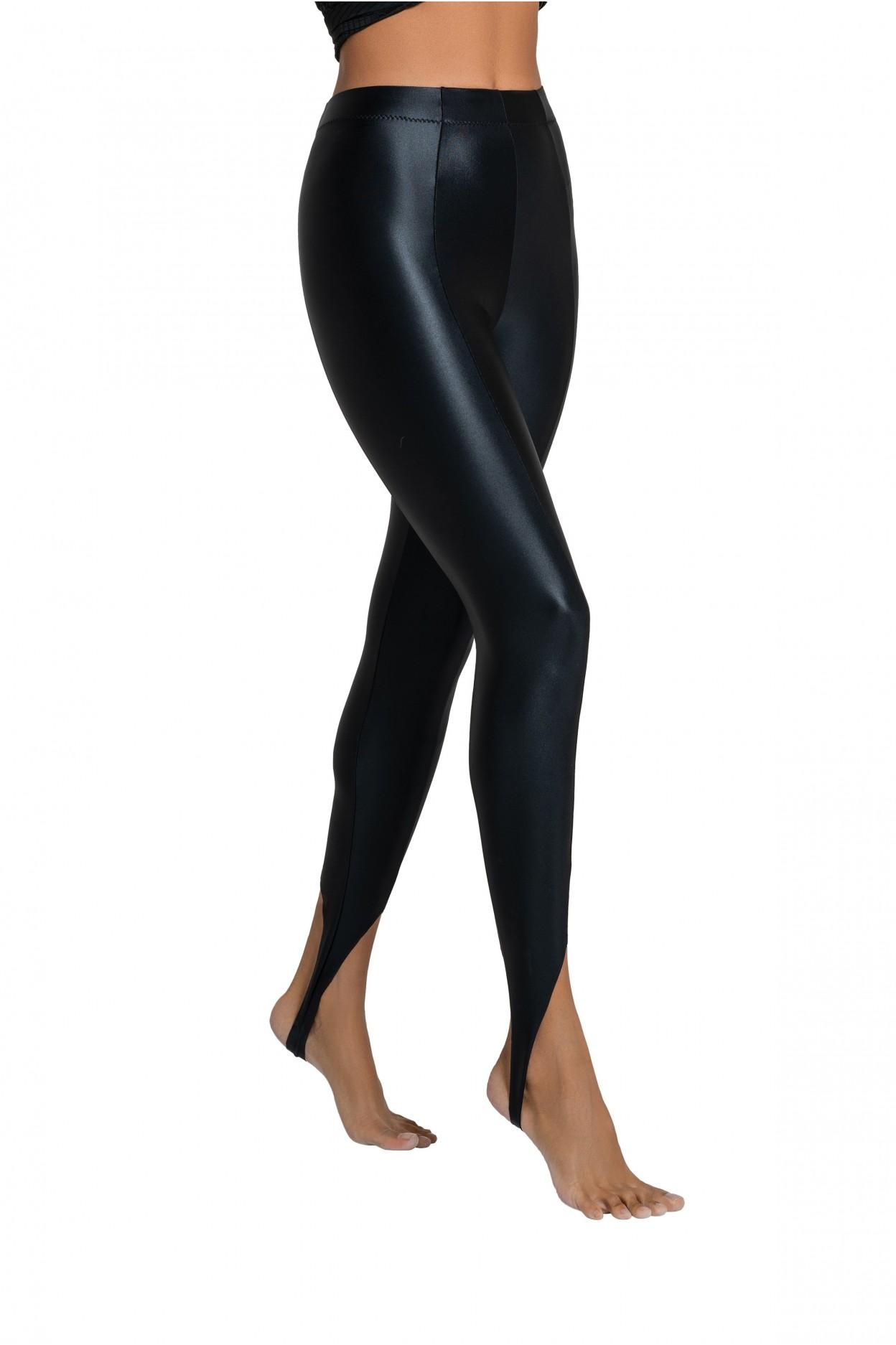 leggins cheval beverly nero pantalone donna