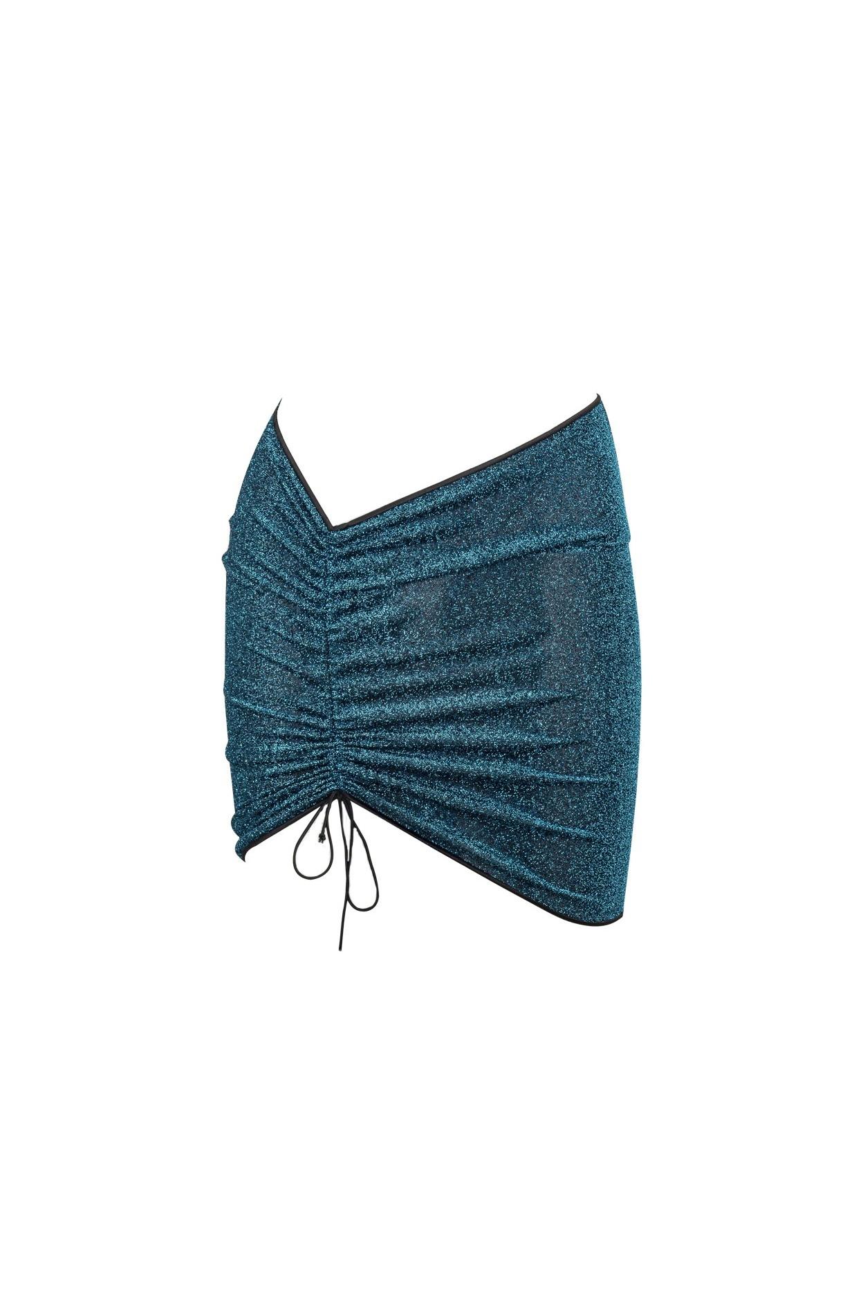 Mini-skirt Glitter Ocean